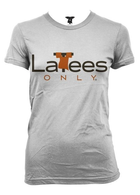 LaTees Only Big Logo • T-Shirt