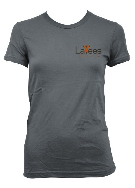 LaTees Only Small Logo  • T-Shirt