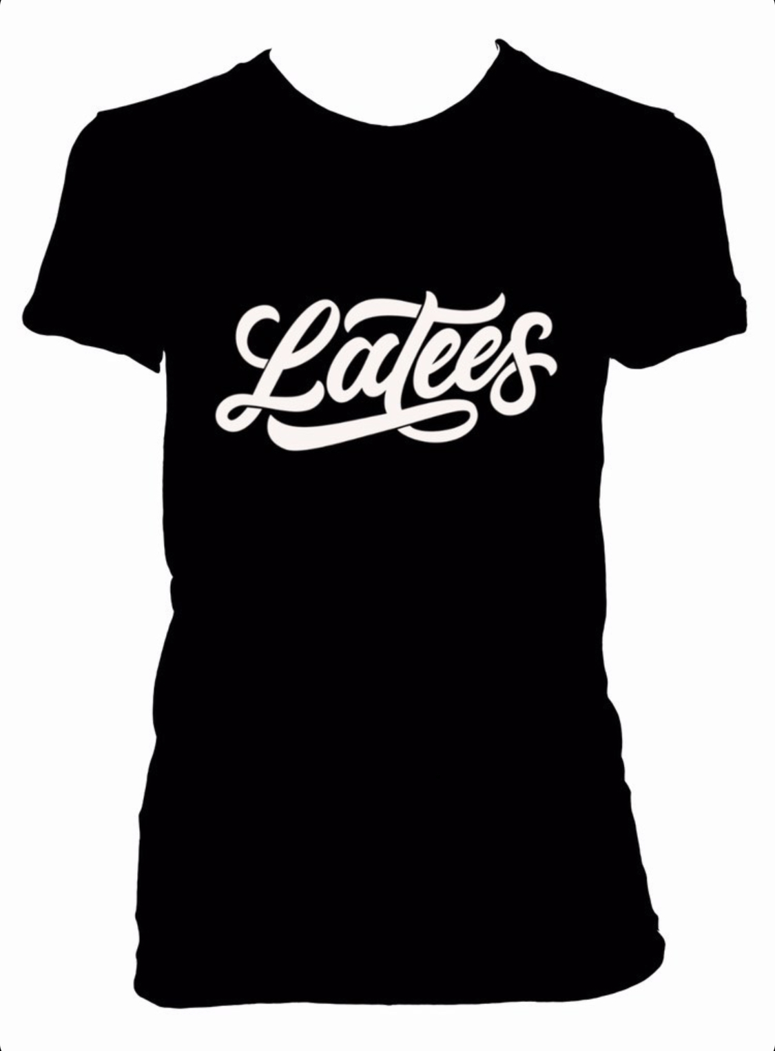 Latees (version II) • T-Shirt